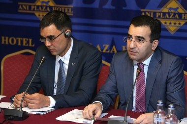 A workshop dedicated to the start of budgetary support coordination provided by the European Union took place at Ani Plaza Hotel - Photolure News Agency