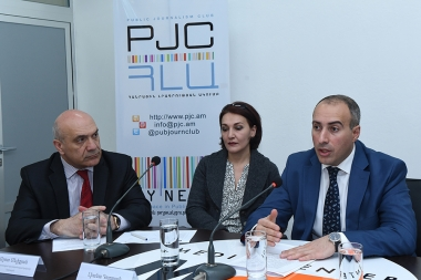 A discussion on the topic of 'Observations and assessments. Draft amendments to the law' took place at the Media Center - Photolure News Agency