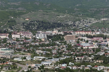 Stepanakert city, Arcakh Republic - Photolure News Agency