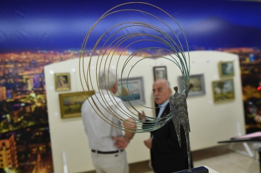 Exhibition of the Lebanese artist Lena Aydinyan is already opened at the Yerevan History Museum - Photolure News Agency