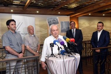 Presentation of 'Yerevan. XX Century' book took place at 'Tavern Yerevan' - Photolure News Agency