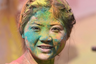 Faces from 'Yerevan Color Run 2017' - Photolure News Agency