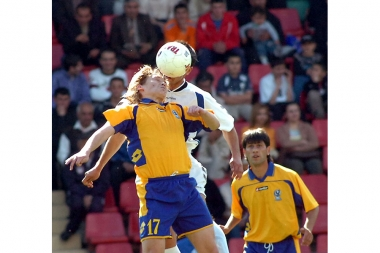 Pyunik vs Banants, Armenian Premier League 2006 - Photolure News Agency