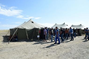 'Shant-2015' strategic military exercises in Yerevan, Armenia - Photolure News Agency