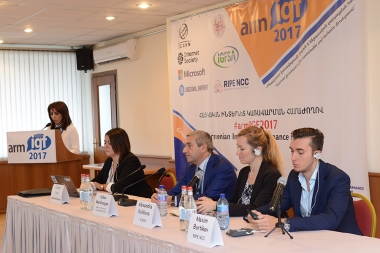 The third forum for the management of the Armenian internet took place at Tekeyan Center - Photolure News Agency