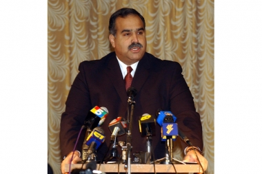 Raffi Hovannisian gave a press conference - Photolure News Agency