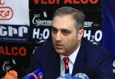 Doctor of Political Sciences Hayk Martirosyan spoke about escalation of the confrontation, Saudi Arabia - Iran in Hayeli press club - Photolure News Agency