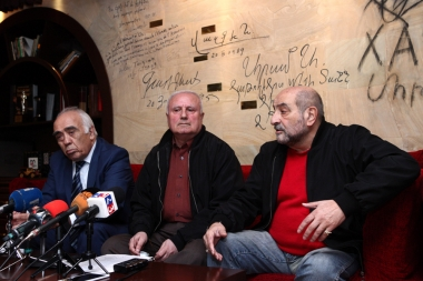 A press conference dedicated to the 'Best Documentary Feature Award 2016' took place at the RA Union of Cinematographers - Photolure News Agency