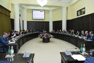 RA Government's session took place - Photolure News Agency