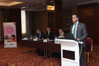 Presentation of the National Strategy for the Protection of National Minorities in Armenia took place at the Armenia Marriott Hotel - Photolure News Agency