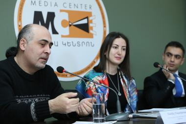 A discussion on the topic of the 'Personal data protection issues and legislative settlements in Armenia' took place at the Media Center - Photolure News Agency