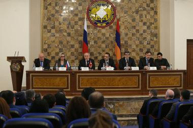 A Scientific-practical conference on the Investigation of Crimes involving Juveniles took place at the RA Special Investigation Committee - Photolure News Agency