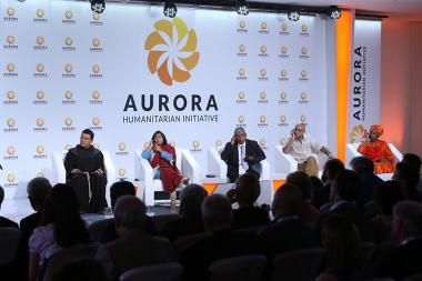 Awarding ceremony of the Aurora Prize took place at the TUMO Center for Creative Technologies - Photolure News Agency