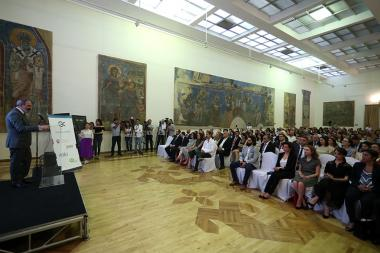 Creative Armenia celebrates its first anniversary at the RA National Gallery - Photolure News Agency