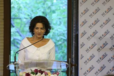 The launch of the 'My Step' foundation established by the RA Prime Minister's wife Anna Hakobyan was announced at the Byurakan Art Academy - Photolure News Agency