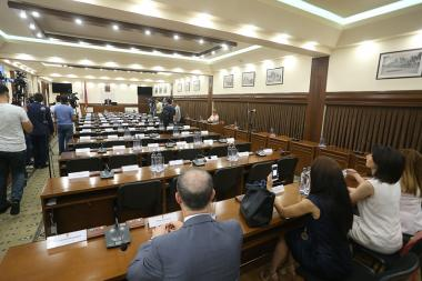 An Extraordinary session for the election of the Mayor of Yerevan took place - Photolure News Agency
