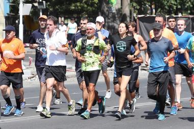 Run for Peace from Marseille to Yerevan with Ara Khachadurian - Photolure News Agency