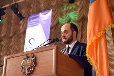The official opening of the Pan-Armenian 8th Education Conference will take place at the Arno Babajanyan Concert Hall of Yerevan, Armenia - Photolure News Agency