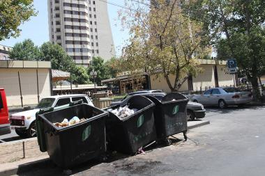 'Sanitek' fails to keep the city clean - Photolure News Agency