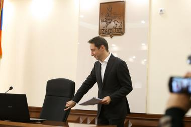 The first session of the newly elected City Council took place at the Municipality of Yerevan - Photolure News Agency
