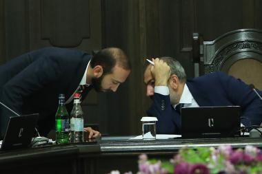 RA Government holds an extraordinary session - Photolure News Agency