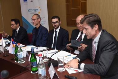 The opening ceremony of the Armenia program of the European Reintegration Network (ERIN) took place at the Armenia Marriott Hotel - Photolure News Agency