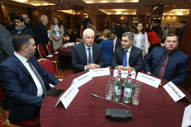 An international conference dedicated to the 10-year activities of the Human Rights Defender in the field of torture prevention took place at the Armenia Marriott Hotel - Photolure News Agency