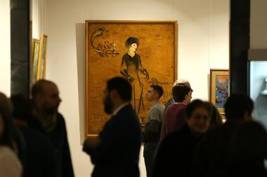 Exhibition under the title of 'Armenian Art: XX century' opened at the hall named after Edgar Shahin of the RA National Gallery - Photolure News Agency