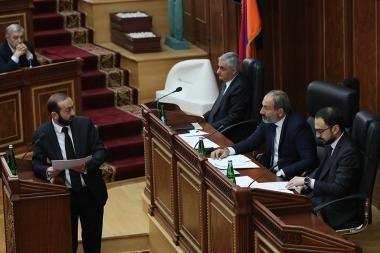 RA Government's outgoing session took place in Gyumri, Shirak Province, Armenia - Photolure News Agency