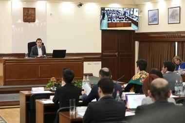 An extraordinary session of the Yerevan City Council took place - Photolure News Agency