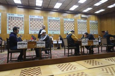 Armenian men and women chess tournaments took place at the RA Chess House - Photolure News Agency