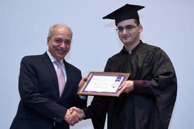 Graduation ceremony of the Synopsys Armenia Educational Program took place at Matenadaran - Photolure News Agency