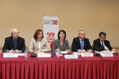 'Freedom of Information in Armenia: 16 Years of Experience ' workshop took place at Ani Plaza Hotel - Photolure News Agency