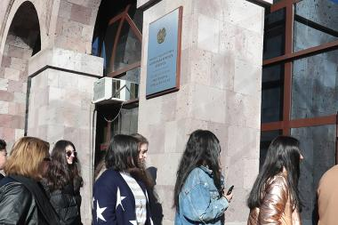'Open Doors Day' event on the occasion of the 20th anniversary of the RA Civil and Criminal Courts of Appeals took place at the RA Court of Civil Appeals - Photolure News Agency