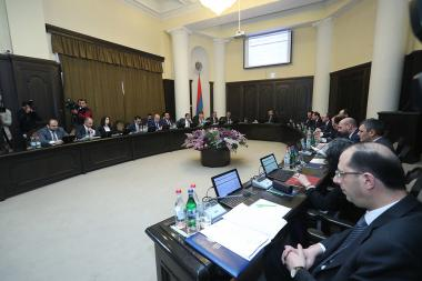 RA Government's extraordinary session took place - Photolure News Agency