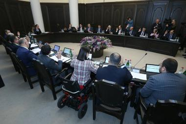RA Government's regular session took place - Photolure News Agency