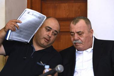 Hearings of Manvel Grigoryan's case took place at the Court of General Jurisdiction of Kentron and Nork-Marash Administrative District - Photolure News Agency