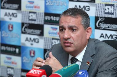 MP from 'My Step' faction Armen Khachatryan gave a press conference in P.S. press club - Photolure News Agency