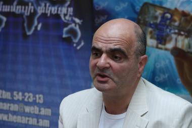 Manvel Grigoryan's advocate Levon Baghdasaryan is guest in Henaran press club - Photolure News Agency