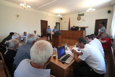 Hearings of the RA second President Robert Kocharyan took place at the Court of Appeals - Photolure News Agency