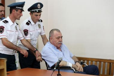 Hearing of the former general Manvel Grigoryan's case took place at the Court of General Jurisdiction of Kentron and Nork-Marash Administrative Districts - Photolure News Agency