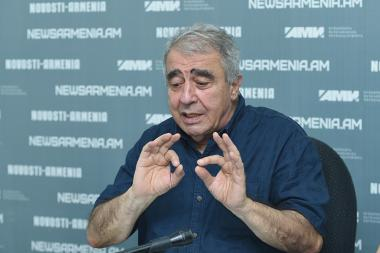 A press conference ahead of the 'Aragats' international music festival took place at Novosti-Armenia press center - Photolure News Agency