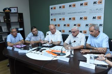 A discussion on the topic of 'Public transport explosion, human casualties. Who is the responsible of the tragic car crash?' took place at the Media Center - Photolure News Agency