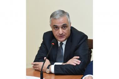 RA Deputy Prime Minister Mher Grigoryan presented the roadmap for the implementation of Armenia-EU Comprehensive and Enhanced Partnership Agreement at the RA National Assembly - Photolure News Agency