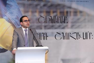 Celebration of the Worker's Day of Armenia took place at the Armenia Marriott Hotel - Photolure News Agency