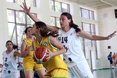 A basketball match between the teams of Sydney and Kuwait took place during the 7th Pan-Armenian Summer Games - Photolure News Agency