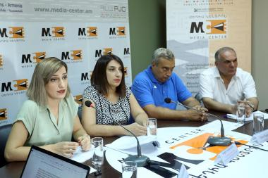 A discussion on the topic of 'Re-editing Armenian history books regarding to the new situation' took place at the Media Center - Photolure News Agency