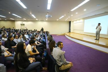 Volunteer gathering for the WCIT 2019 World Conference took place at the American University of Armenia - Photolure News Agency