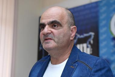 Advocate Levon Baghdasaryan is guest in Henaran press club - Photolure News Agency