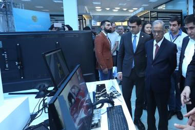 The opening ceremony of 'DigiTec Expo' took place at the Yerevan Expo Center - Photolure News Agency